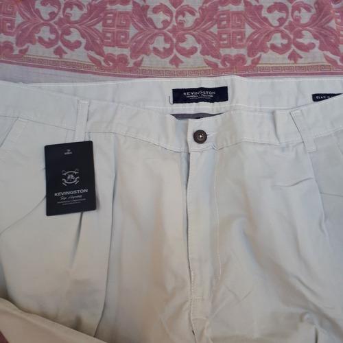 pantalon kevinston gabardina