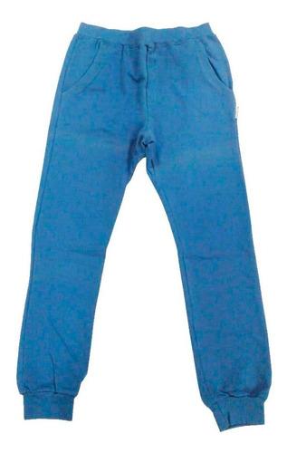 pantalon largo joggin con frisa infantil pampero (fer frisa)