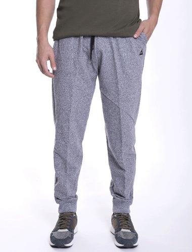 pantalon le coq sportif orion pant heather m hombres