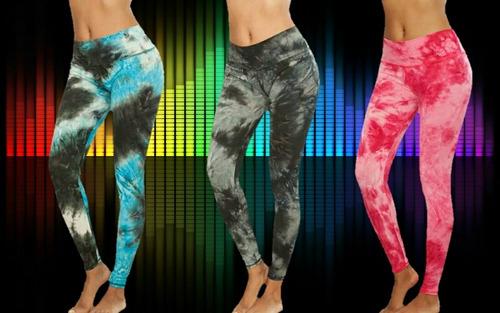 pantalón leggins licra ropa deportiva dama gym