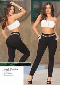 5d9eb45e2 Pantalon Levanta Cola Push Up Horma Perfecta Envio Gratis