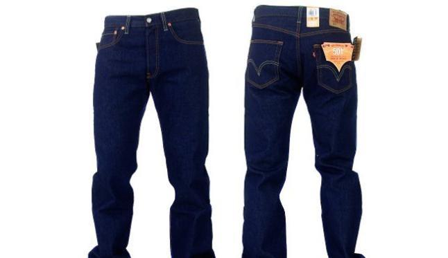 13d64d6508d Pantalon Levis 501 Clasico Para Caballeros - Bs. 199
