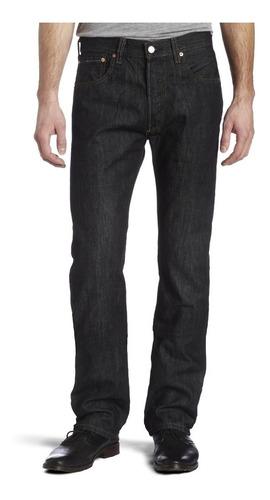 pantalon levi's 501 iconic black