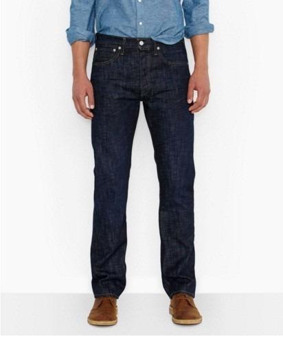 pantalon levi's 501 tidal blue