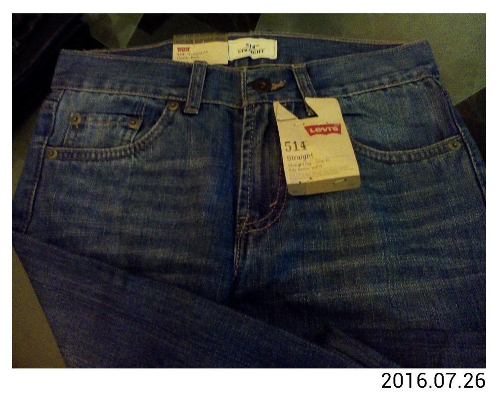 505 Negro Pantalon De Azul Levis Original Talla Niño 12 Y qVUzSMp
