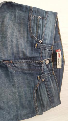 pantalon levis  506   w 29  l 34 original