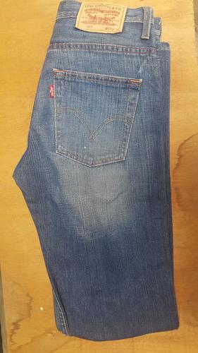 pantalon levis  507   w 29  l 34 original
