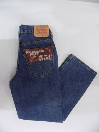 pantalón levi's 550 relaxed fit original