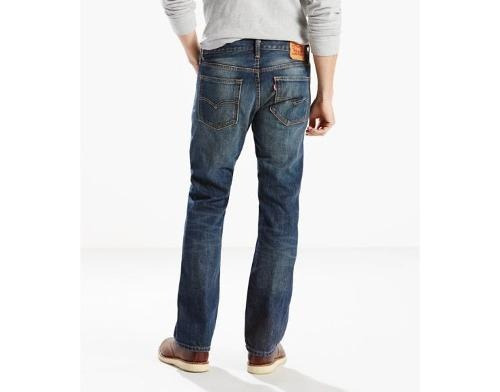 pantalón levi's® hombre 527 slim boot cut azul 05527-0527