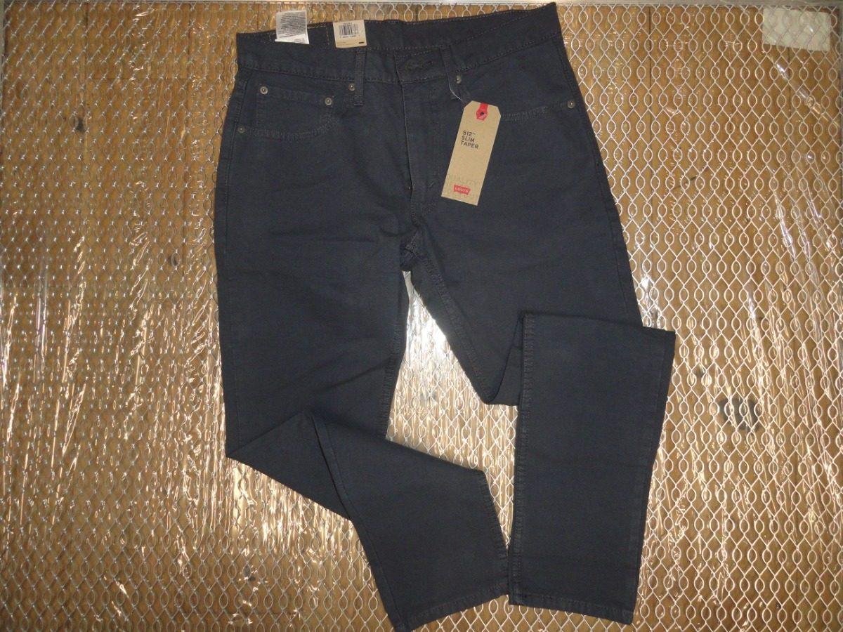 bienes de conveniencia buscar genuino buscar auténtico Pantalon Levi's Levis 512 Original Hombre