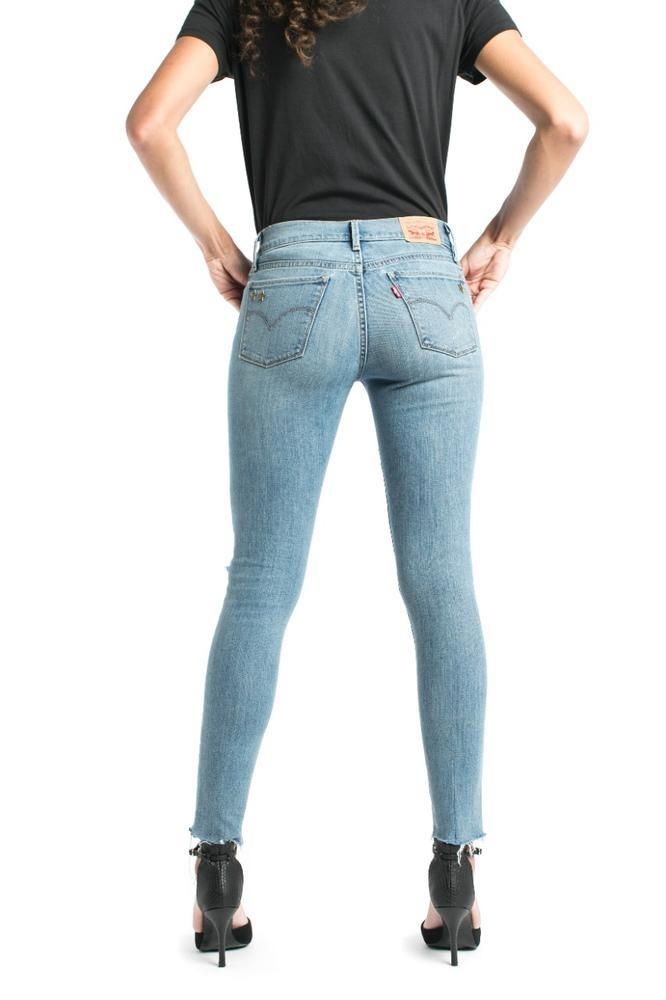 Pantalón Levi's® Mujer 710 Super Skinny Favorite Blue Jean ...