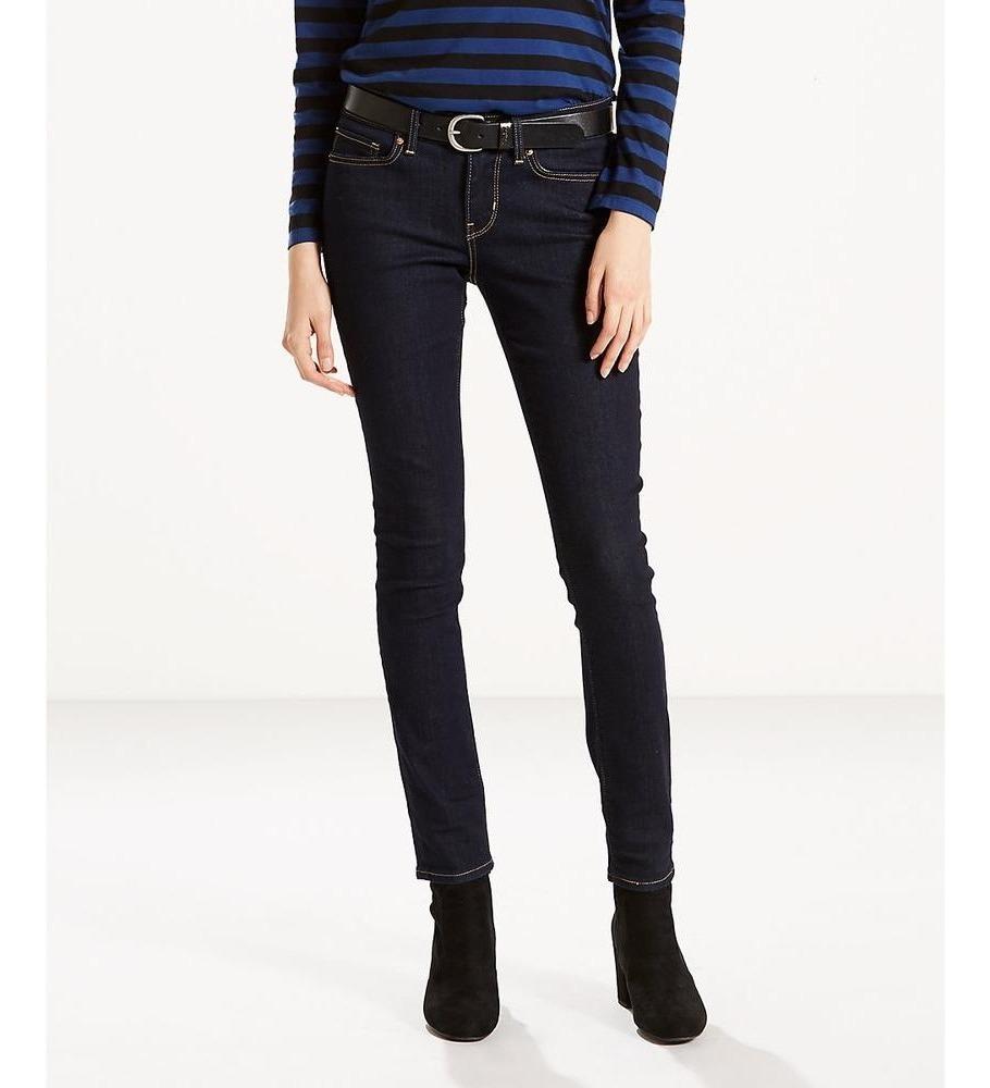 735ad7f3244 pantalón levi's® mujer 711 skinny unica talla 32x32 lone wol. Cargando zoom.