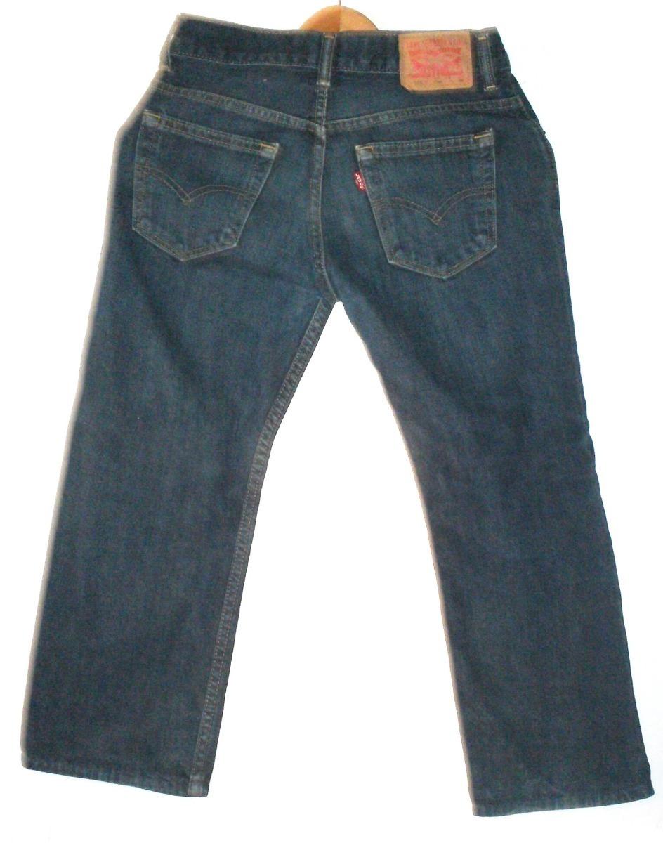 00 Levi´s Niño Usado239a139 Jeans 10 Levis 505 Pantalon Talla j54LAR3q