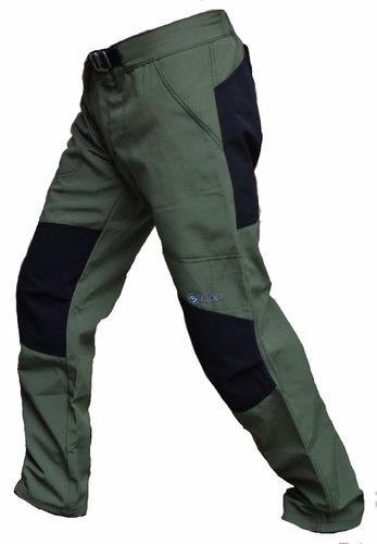 pantalon libo climb ripstop trekking camping reforzado cuota