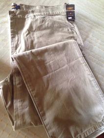 7559f037f0 Pantalón Marca New Man Color Beige 100% Algodón Talle 54-56
