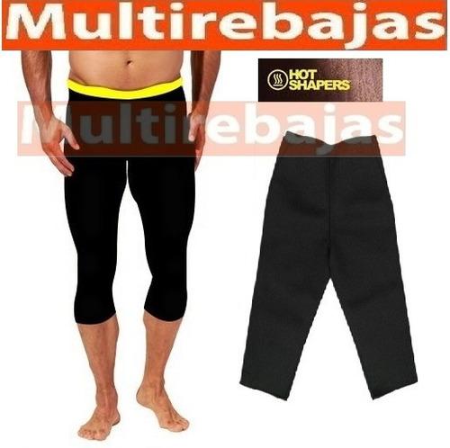 pantalon mas cinturilla faja termica hot shaper