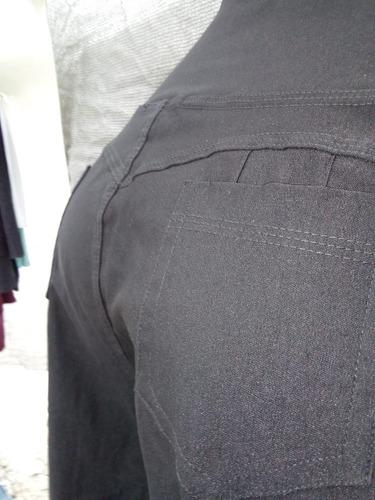 pantalón maternal capri