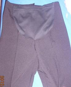 204a36578 Pantalon Maternal De Vestir Negro en Mercado Libre Uruguay