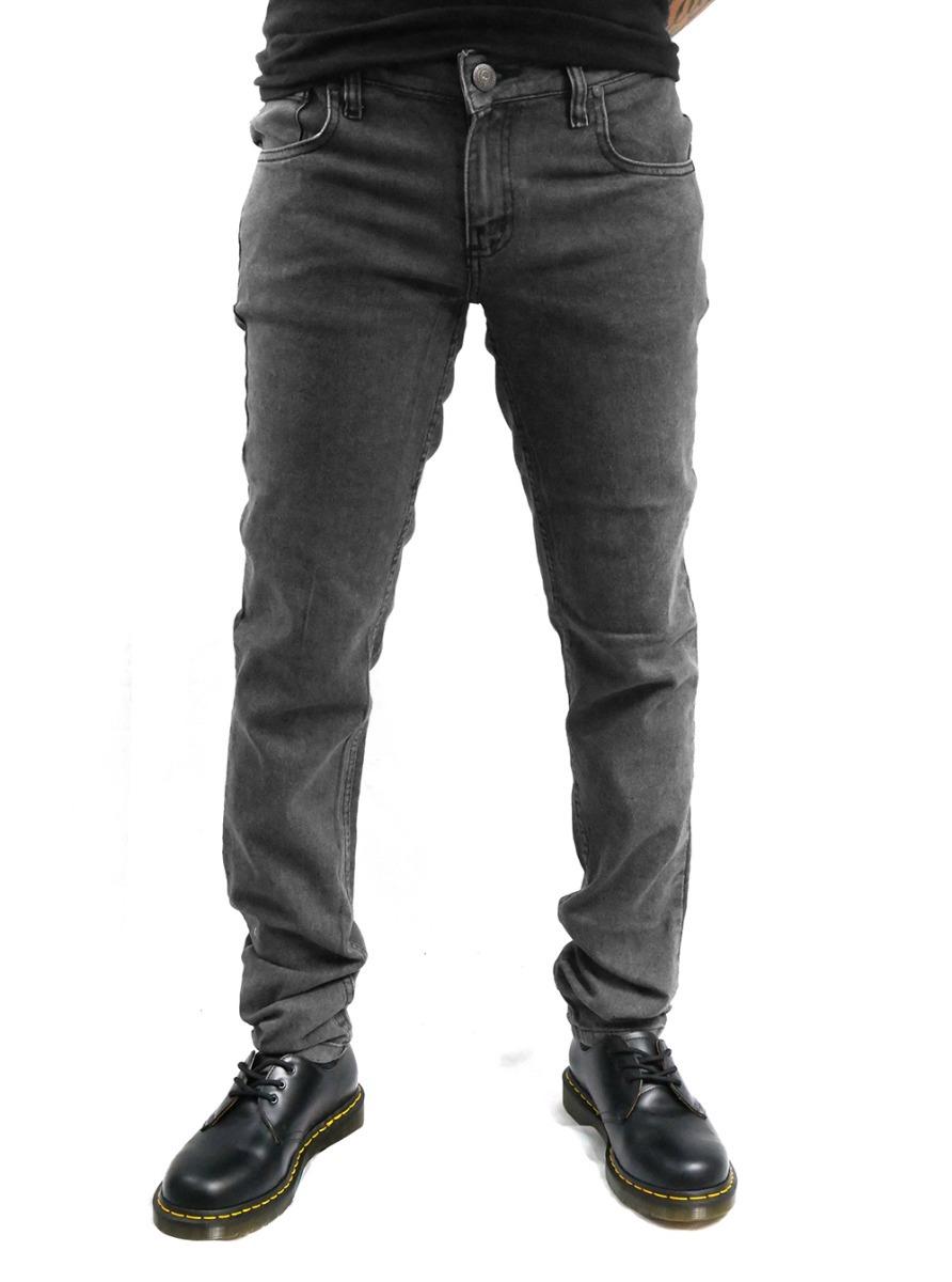 7d722fc38 pantalon mezclilla gris deslavado skinny skate antif108 jean. Cargando zoom.
