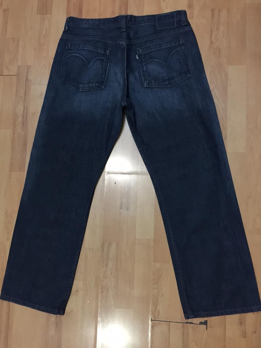 Pantalon Mezclilla Jeans Levis Como Nuevo 38x32 Barato ...