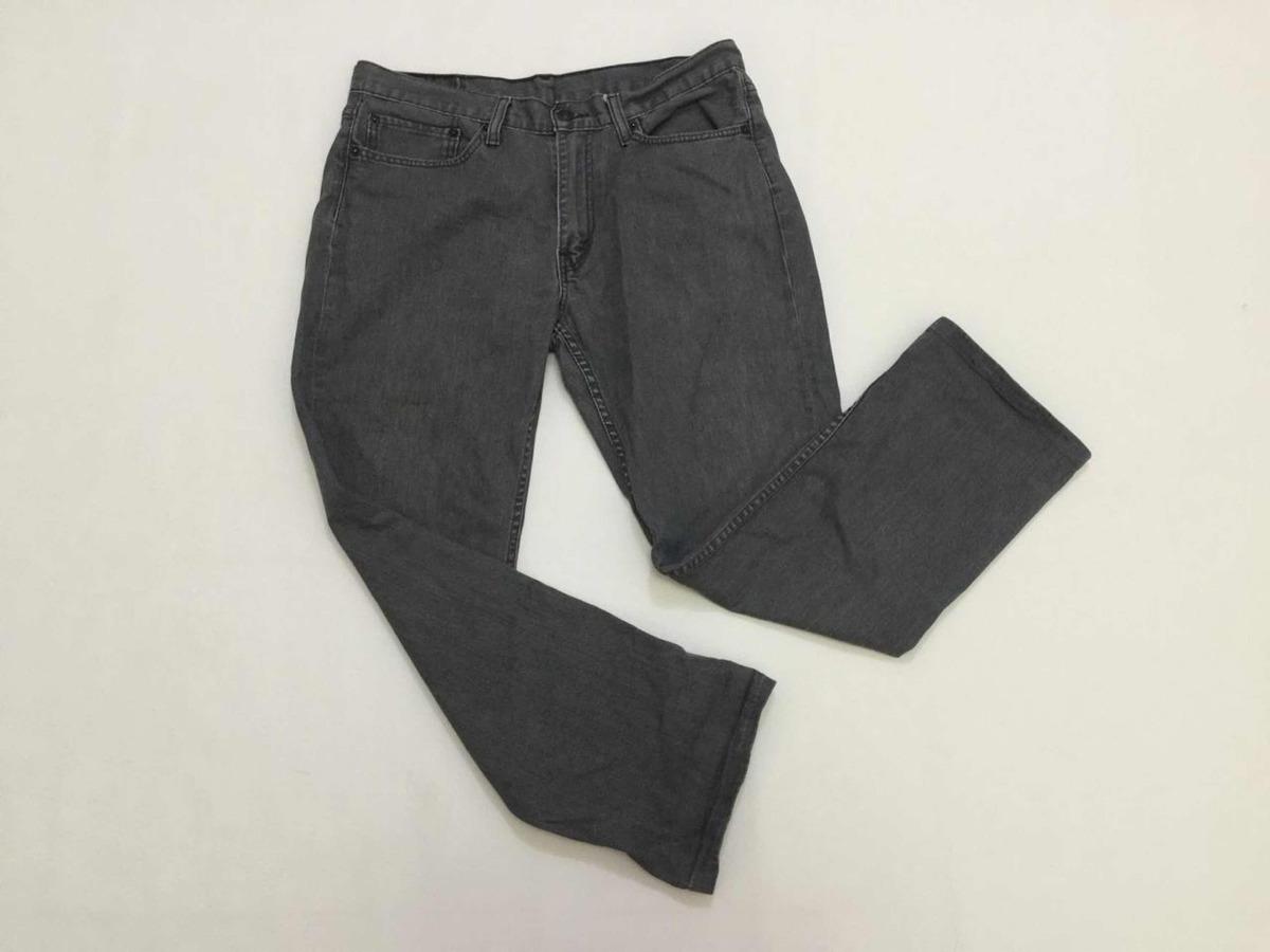 40682d036e Pantalón Mezclilla Levis Usado 514 36x30 -   400.00 en Mercado Libre