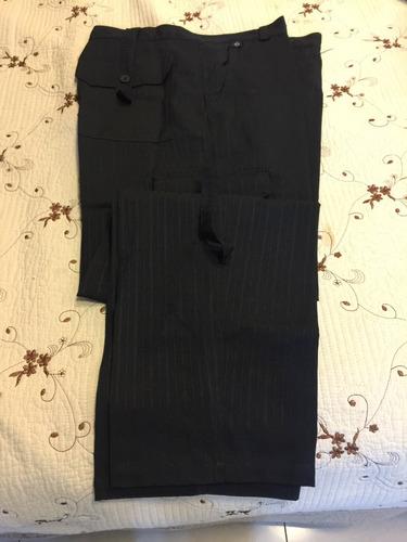 pantalón moderno de vestir talle 46
