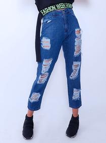 PantalonesY Jeans Mujer Tiro Tumblr Para Alto Pantalones dxoeBC