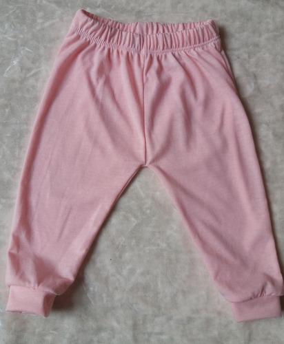 pantalón monito  unicolor para bebé al mayor y detal