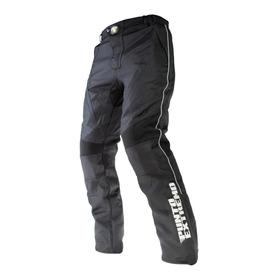 Pantalon Moto Punto Extremo Cord.desmont.con Proteccion