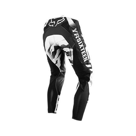 pantalon motocross rider fox head negro union flex air