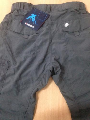 pantalon mountain gear sport nuevo reckpant cintura ajustabl