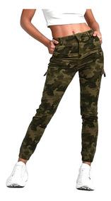 Camuflados Y Pantalones Joggings Morados PantalonesJeans Mujer H2IYDE9W