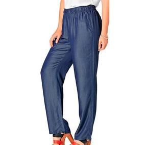 e381a2eb78 Metropolis Pantalon De Vestir Tela Tipo Mezclilla Talla 11 ...