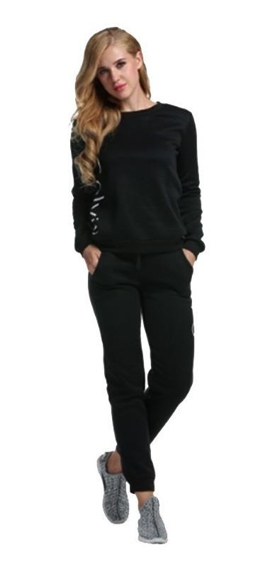 22544099bd1 Pantalon Mujer Chupin Jogging Gimnasia Friza Escolar - $ 501,00 en ...