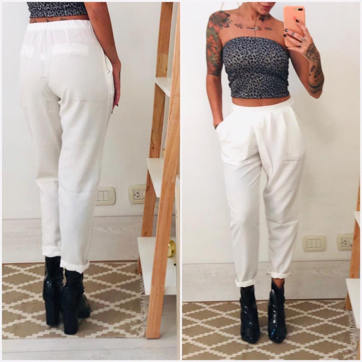 Art Mujer Tipo Pantalón 5929 De Babucha Vestir Gasa PwOkn08