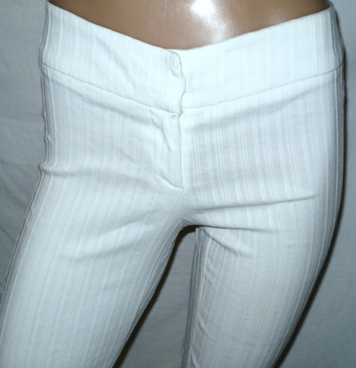 Eeuu230 Elastizado De Pantalon Mujer 00 M Blanco Oxford Talla xshtQdrC