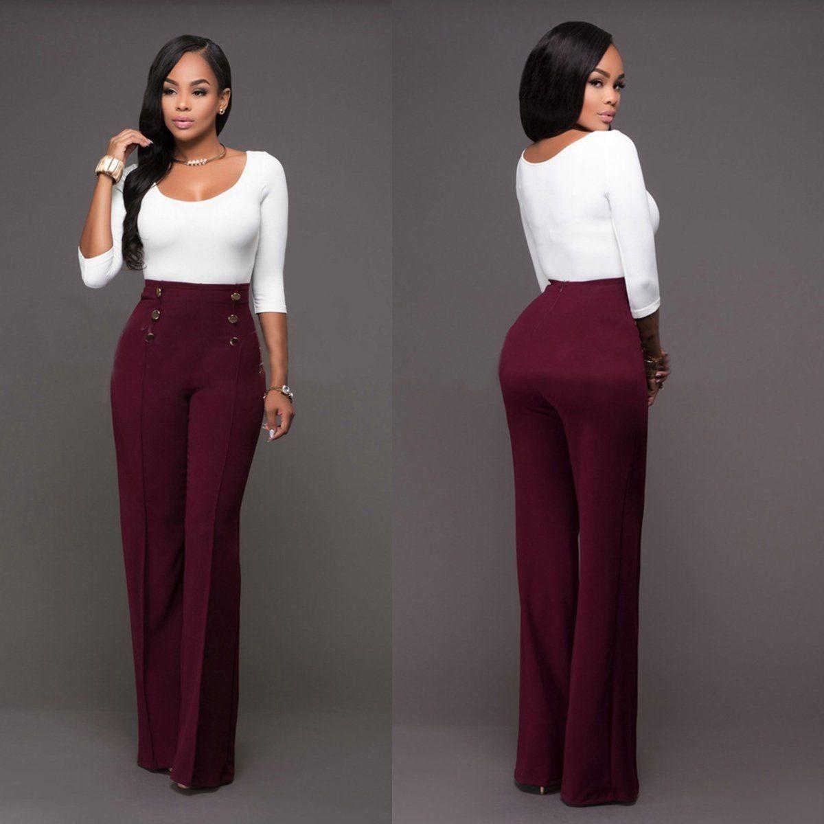 Pantalones Elegantes Tienda Online De Zapatos Ropa Y Complementos De Marca