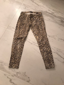 29 Seven Mujer Leopardo Talle Marca Importado Pantalon CBosrQxthd