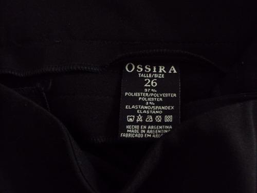 pantalon mujer ossira