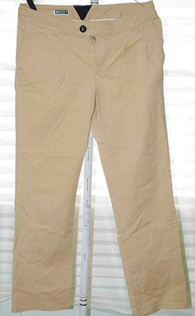 3edc3d34d4 Pantalon Beige Mujer Roxy 100% Original -   325.00 en Mercado Libre