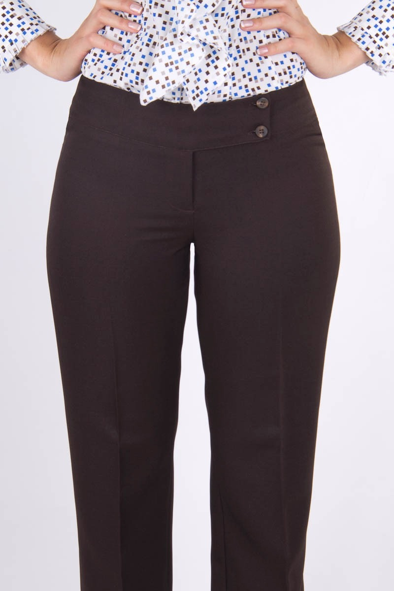 Pantalón Mujer Uniformes Administrativos - U$S 28,00 en ...