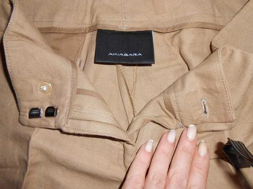 pantalon mujer vestir akiabara