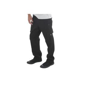 Pantalon Nautico Cargo - Gabardina 100% Algodon - Talles 1(s) Al 4(xl) - 5 Bolsillos - Elastico Y Cordón