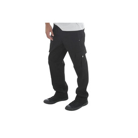Pantalon Nautico Cargo De Gabardina 100% Algodon - Talles Grandes 5 (xxl) Al 7 (xxxxl) - 5 Bolsillos - Elastico Y Cordón