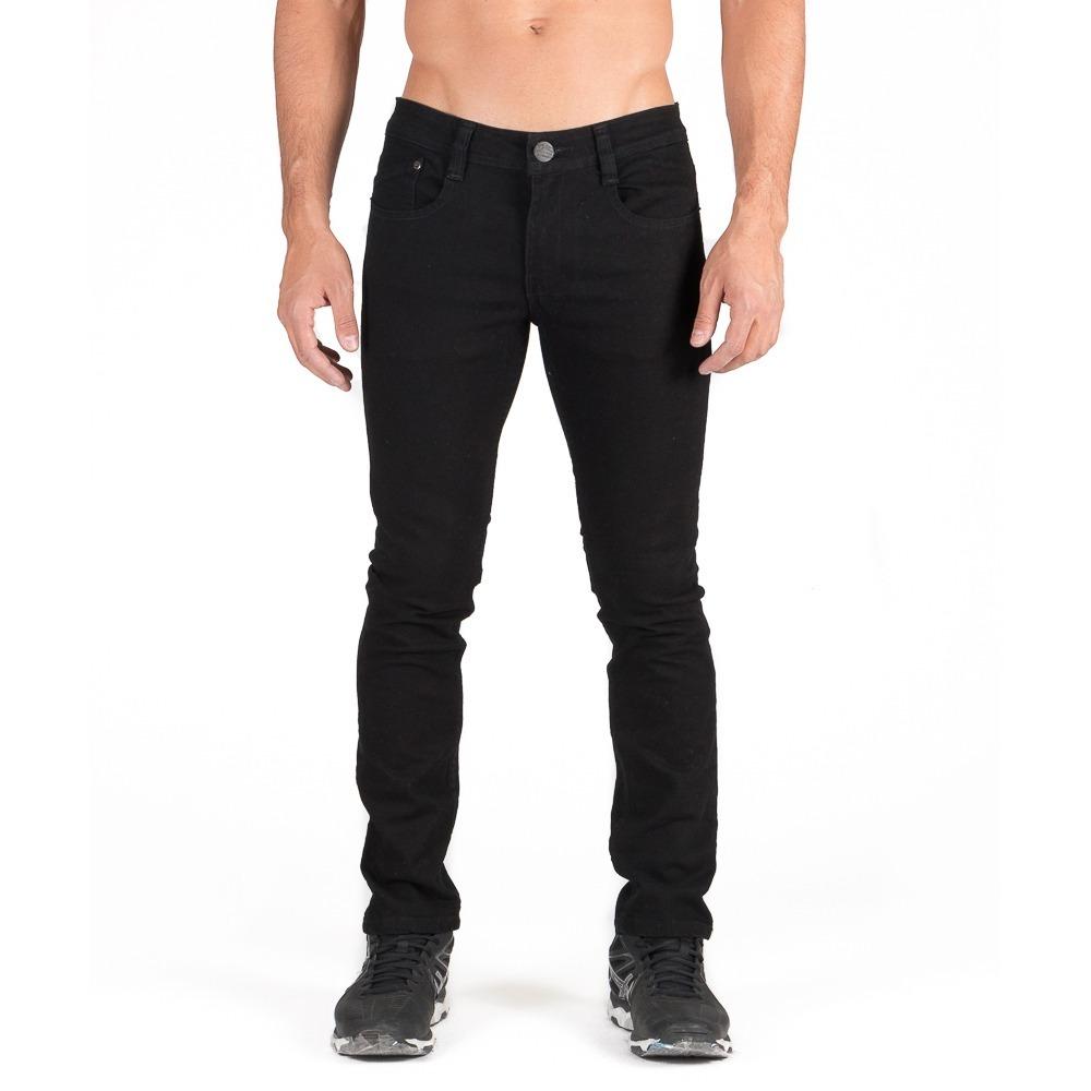 f5c96fe471 Pantalón Negro Caballero Skinny Slim Bolsa Seccionada -   300.00 en ...