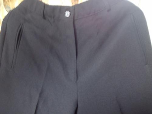pantalon negro, comprado en estados unidos talla 8 completa