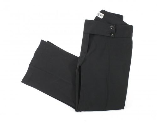 pantalón negro creme