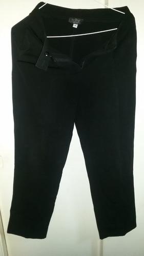 pantalon negro para damas importado!! talla 6