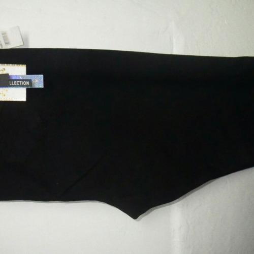 pantalón negro tallas grandes tallas plus gorditas 24