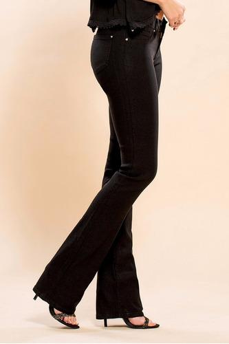 pantalon negro ymi jeans 100% originales en oferta